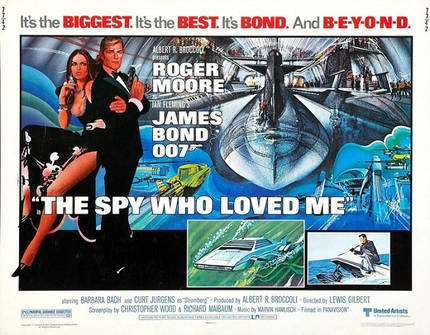 ScreenAnarchy In Bondage: Why THE SPY WHO LOVED ME is the Perfect Bond Film