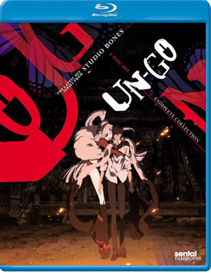 Anime on Blu-ray Review: UN-GO COMPLETE COLLECTION
