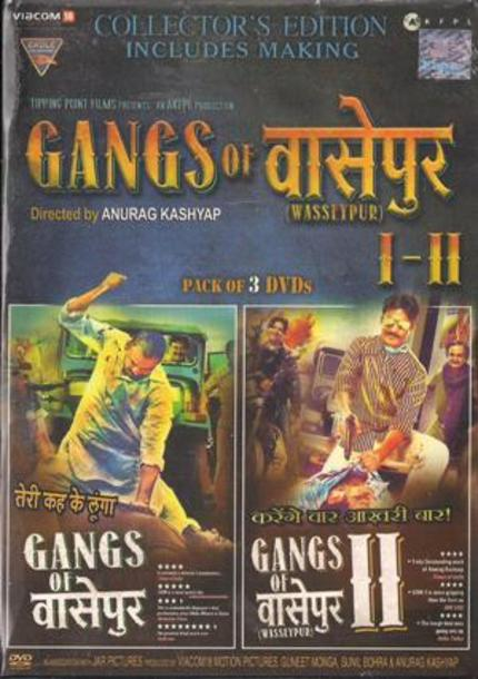 DVD Review: GANGS OF WASSEYPUR Is An Epic Experience Hamstrung By A Half-Assed DVD