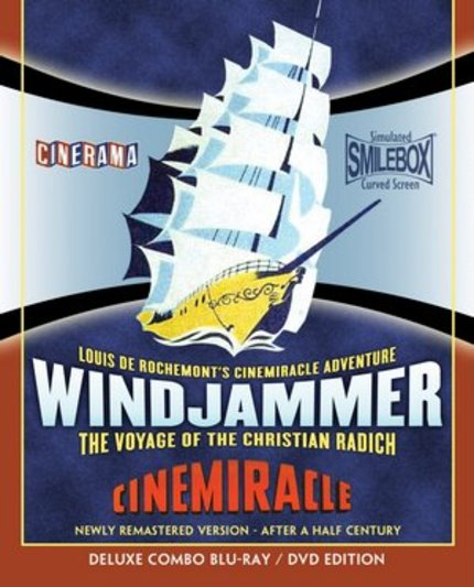 Blu-ray Review: WINDJAMMER Broadens Your Scope, It's A Cinemiracle! (Flicker Alley)