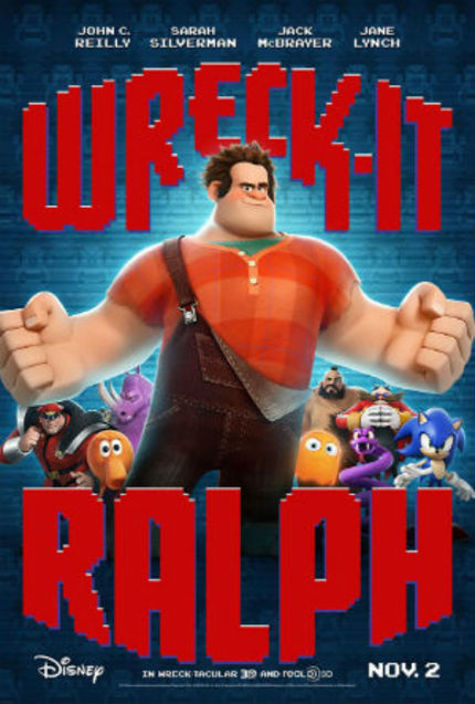 Review: WRECK-IT RALPH Is a Warp Zone to the Next Level