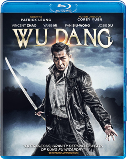 Chinese Action Flick WU DANG On Blu-ray December 4th, New Trailer Premiere Here!