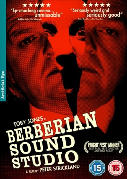BERBERIAN SOUND STUDIO Arrives To Baffle Your Senses On UK Blu-Ray and DVD