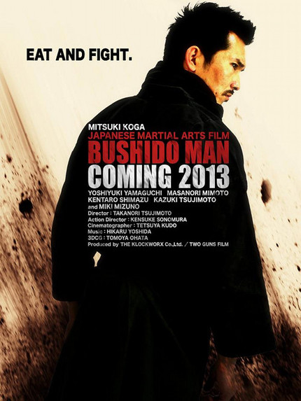 Fantasia 2013 Review: BUSHIDO MAN Will Make You Hungry For More