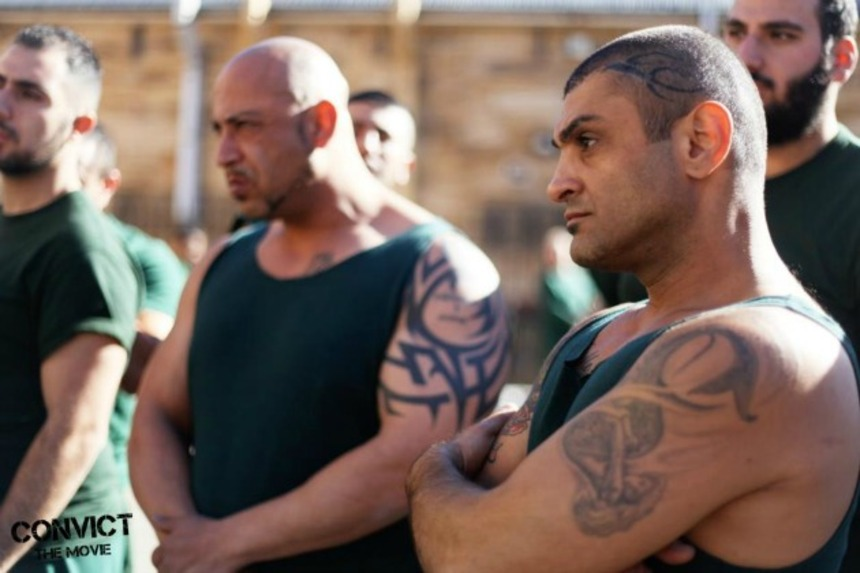 First Pics From Oz Prison Drama CONVICT