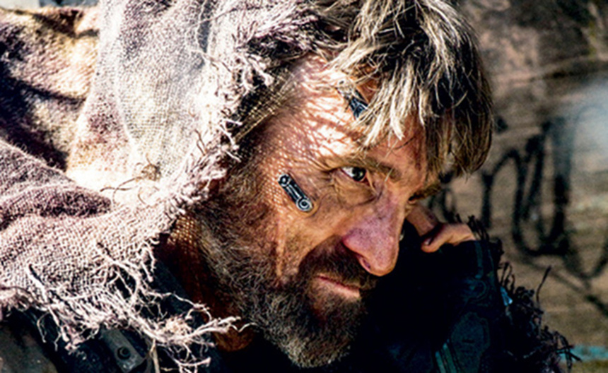 Get Your First Look At Sharlto Copley In ELYSIUM