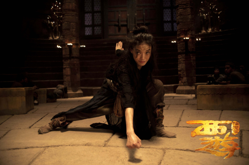 Shu Qi Gets All Punchy In New Stills From Stephen Chow's JOURNEY TO THE WEST