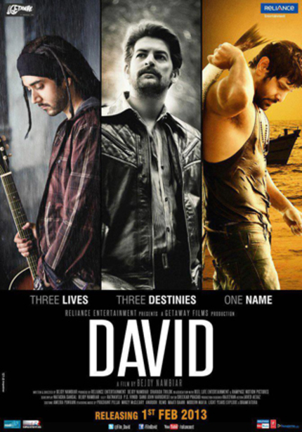 New Trailers For Bejoy Nambiar's DAVID Hint At Different Films For Different Audiences