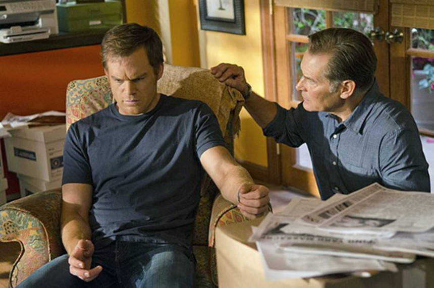 Review: DEXTER S7E12, SURPRISE MOTHERFUCKER (Or, A Strong Conclusion To An Inconsistent And Frustrating Season)