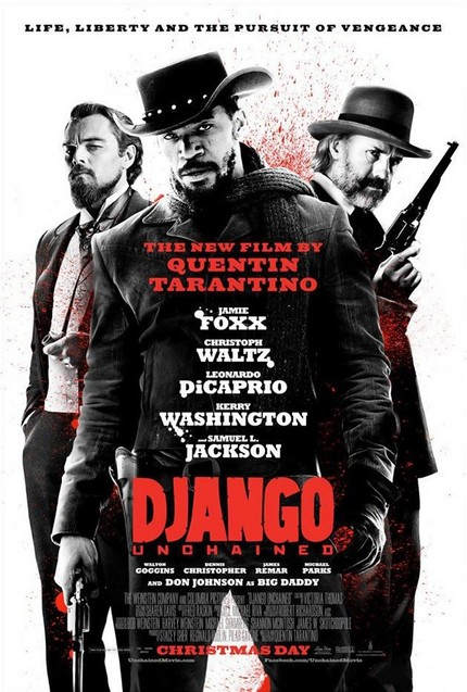 Quentin Tarantino Talks Race And Violence In DJANGO UNCHAINED