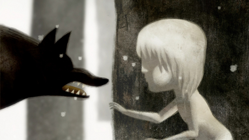 Meet The Wolf Boy In Daniel Sousa's Striking FERAL