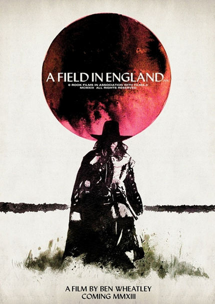 First Poster Art For Wheatley's A FIELD IN ENGLAND