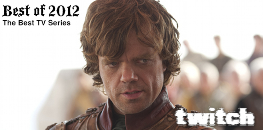 ScreenAnarchy's Best of 2012: The Best TV Series