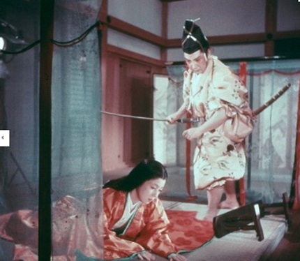 Watch 5 Mins of Kinusaga Teinosuke's Newly Restored GATE OF HELL
