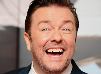 Ricky Gervais In Talks To Star In Next MUPPETS Movie