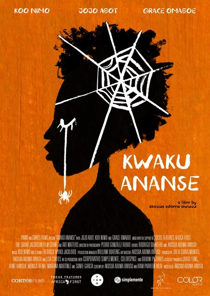 African Folk Tales Come To Life In KWAKU ANANSE