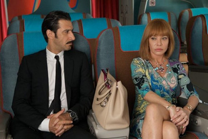 The Plane's Going Down? Time To Dance! First Teaser For Almodovar's LOS AMANTES PASAJEROS
