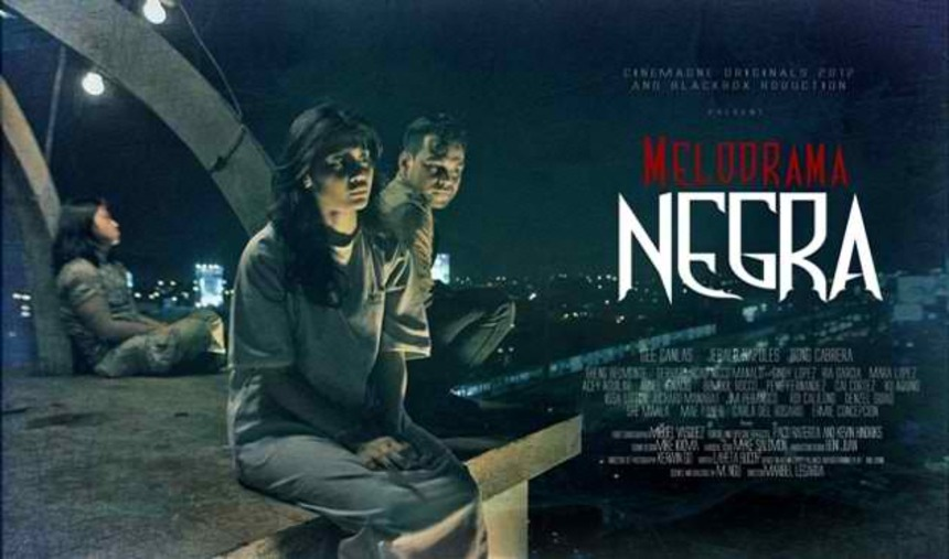 CinemaOne Review: Maribel Legarda's MELODRAMA NEGRA is as entertaining as it is artificial