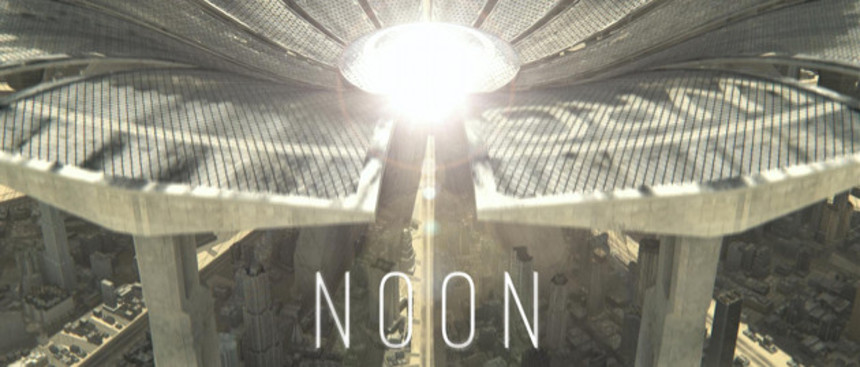 Watch The Trailer For SciFi Short NOON
