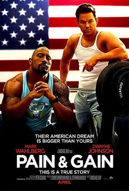 With Michael Bay's PAIN AND GAIN Getting Back To Basics Means Muscles, Bikinis And Perhaps A Bit Of Gunfire
