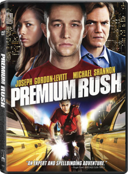 Win PREMIUM RUSH On Blu-ray!