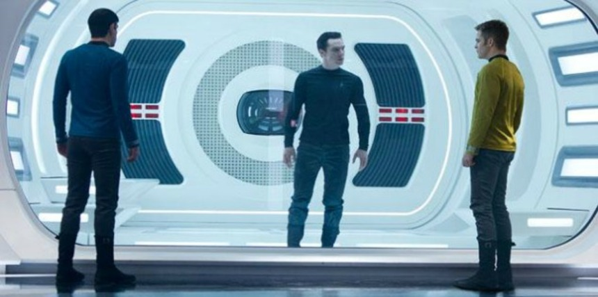 New Trailer for STAR TREK: INTO DARKNESS Gives a few Villainous Clues
