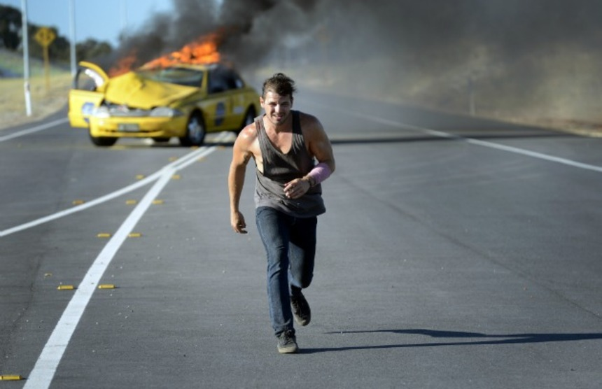 EXCLUSIVE: First Stills From Apocalyptic Thriller THESE FINAL HOURS!