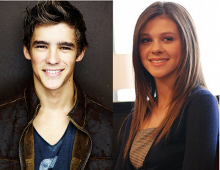 BREAKING: Brenton Thwaites And Nicola Peltz Land TRANSFORMERS 4