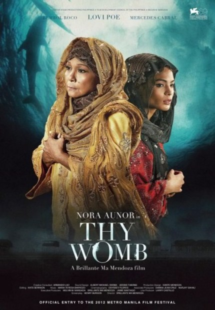 Review: Brillante Mendoza's THY WOMB Is A Fascinating Look Into Nature, Culture And Humanity
