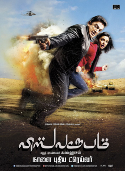 New Extended Trailer For VISHWAROOP Gives A Look Behind The Scenes