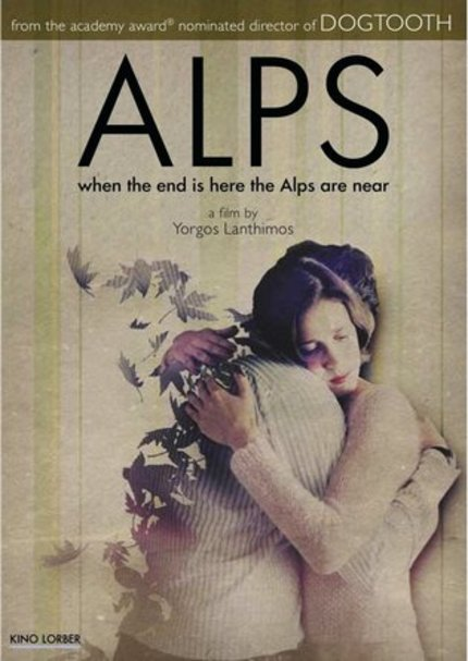 Now on DVD: Yorgos Lanthimos' ALPS From Kino Lorber