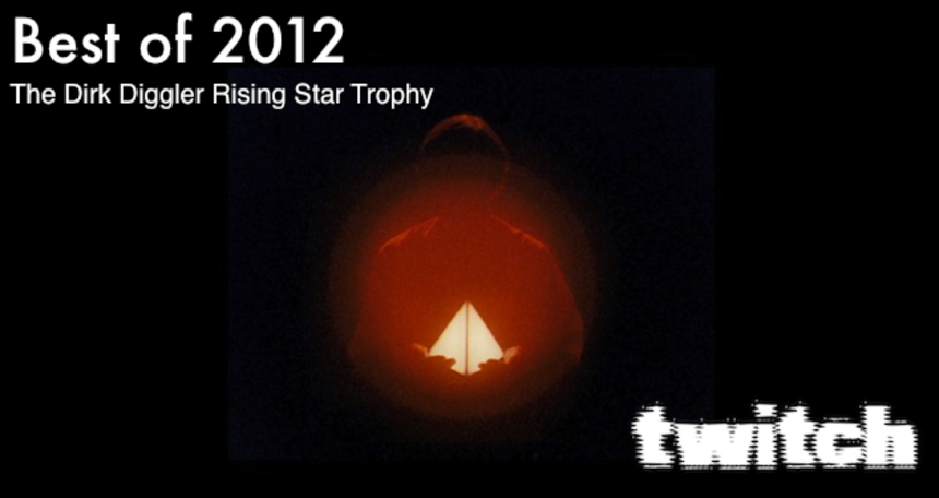 ScreenAnarchy Best of 2012: The Dirk Diggler Rising Star Trophy
