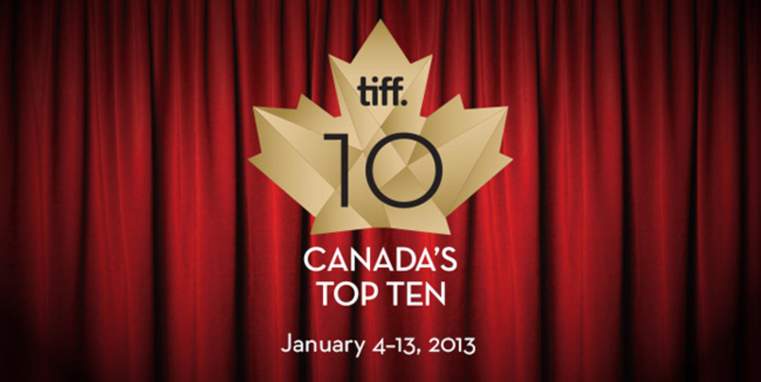 TIFF Announces Canada's Top Ten Program