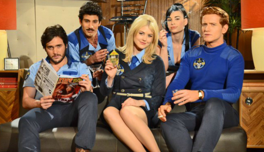 DANGER 5 Arrives On Hulu, Gets Straight To The Biscuits