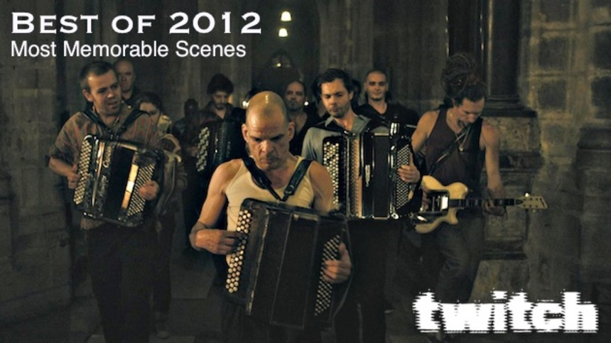 Twitch's Best of 2012: Most Memorable Scenes