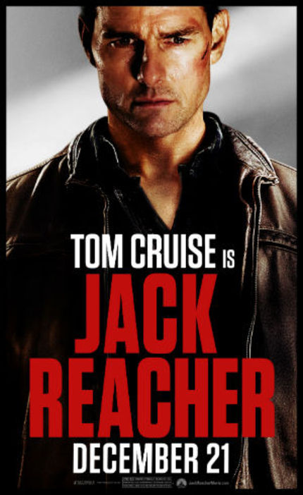 Opening: Tom Cruise as JACK REACHER, Antihero