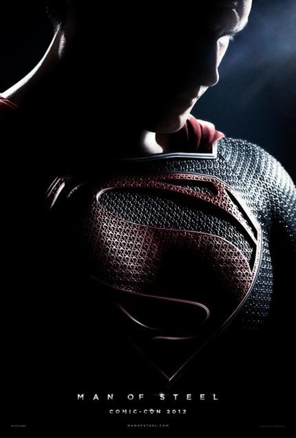 New Trailer For Zack Snyder's MAN OF STEEL