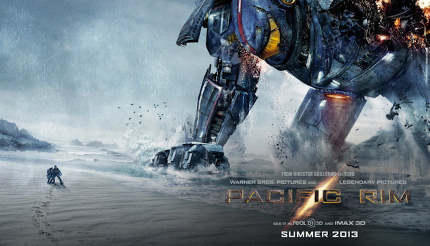 Kaiju Smash! Robo Bash! Here's The Trailer For Del Toro's PACIFIC RIM