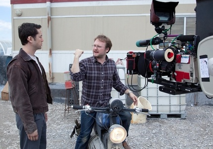 Want to Chat with LOOPER's Writer and Director Rian Johnson? Here's Your Chance.