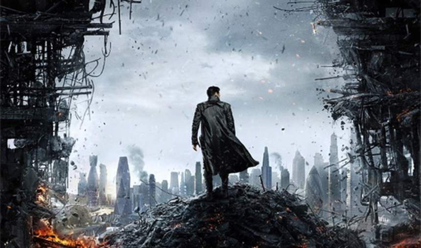 Japanese Teaser for STAR TREK: INTO DARKNESS Delivers More Bangs!