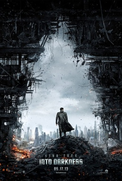 Review: STAR TREK INTO DARKNESS Boldly Goes Not Very Far