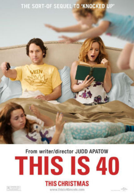 Review: THIS IS 40 Has Laughs, But No Substance