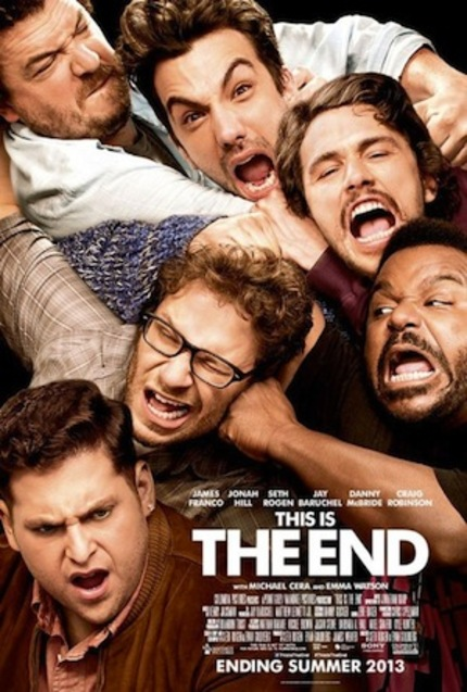 Seth Rogen Opens Up About His Childhood In New THIS IS THE END Red Band Trailer