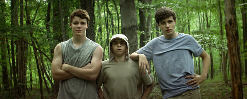Sundance 2013 Review: THE KINGS OF SUMMER - A Joyous, Feel-Good Movie About Being Young And Dreaming BIG