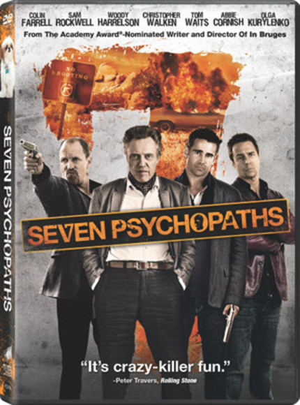 Win 7 PSYCHOPATHS On DVD!