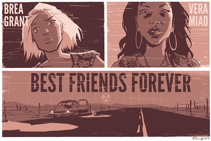 The Trailer For Slamdance Title BEST FRIENDS FOREVER Goes Nuclear
