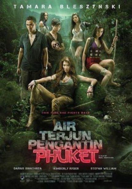 Black Magic And Boxing In Indonesian Horror BRIDE WATERFALL: PHUKET