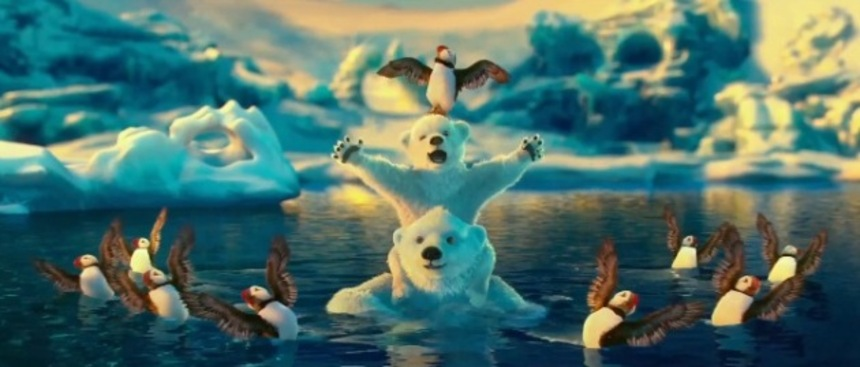 Watch Ridley Scott-Produced Coca-Cola Short THE POLAR BEARS