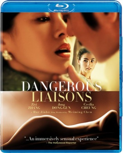 Exclusive Trailer For Hur Jinho's DANGEROUS LIAISONS From Well GO USA! On Home Video 2/12