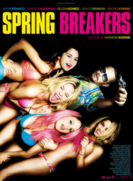 James Franco Dominates New SPRING BREAKERS Red Band Trailer